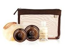 """Sorteo ¡A por los 1700! The Body Shop. Seis neceseres Linea Coco"""