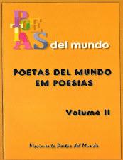 Participações em antologias