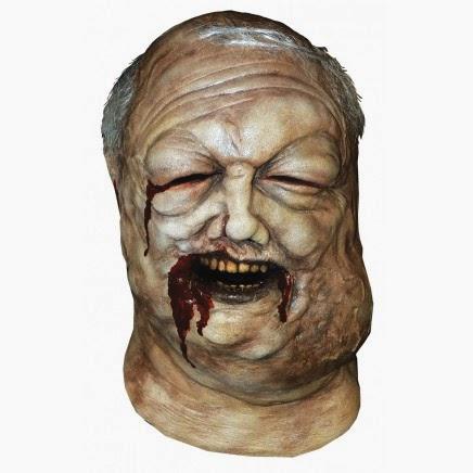 Máscara Zombie del Pozo