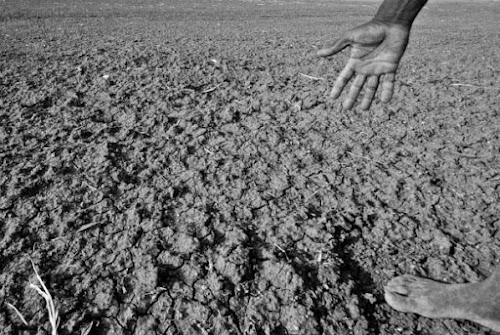 As 10 piores secas já registradas no mundo .