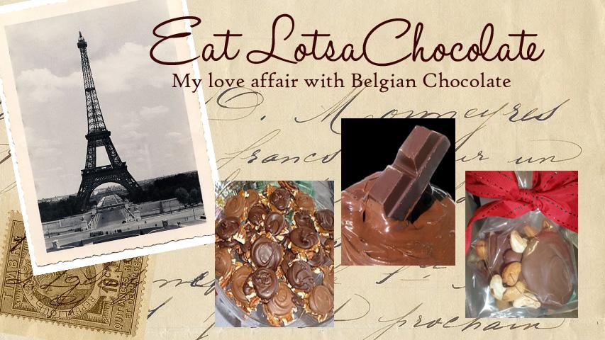 Eat Lotsa Chocolate