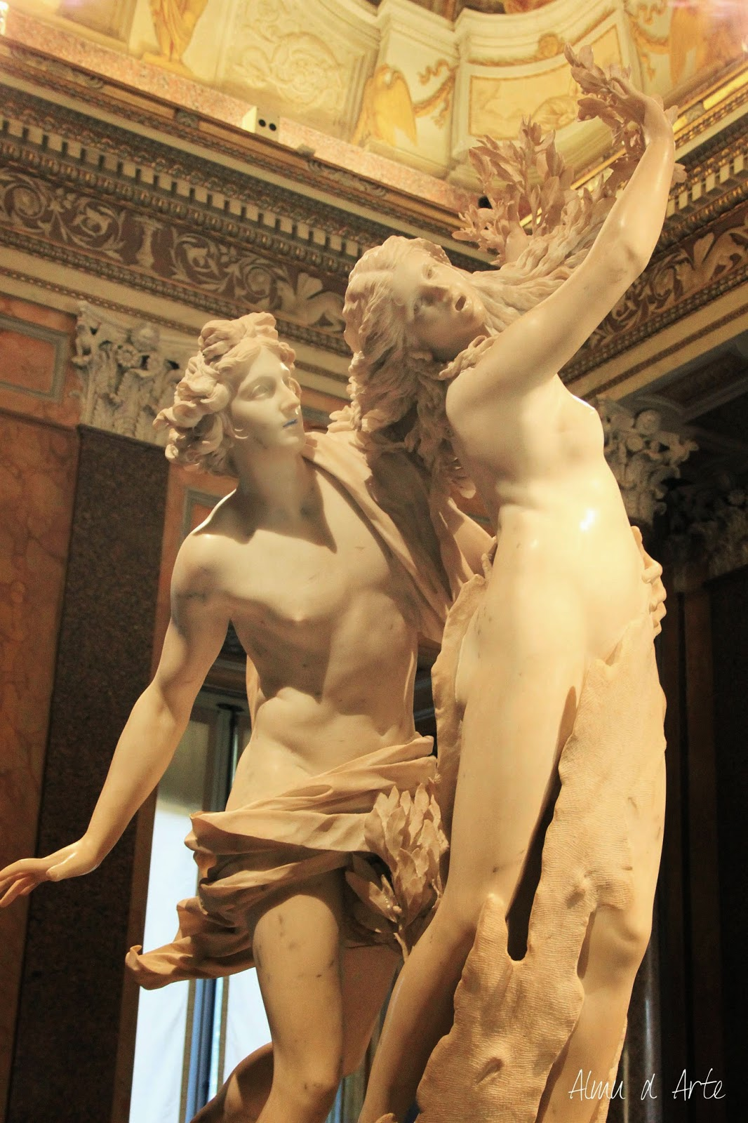 Apolo y Dafne d Bernini