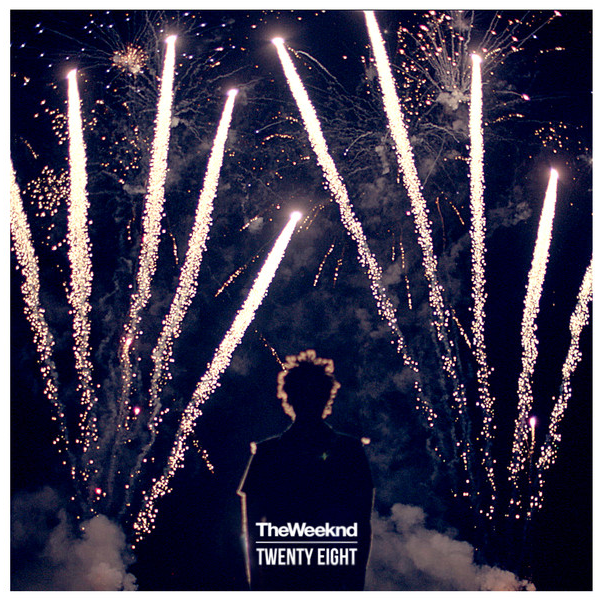 The Weeknd - Twenty Eight - Single Cover