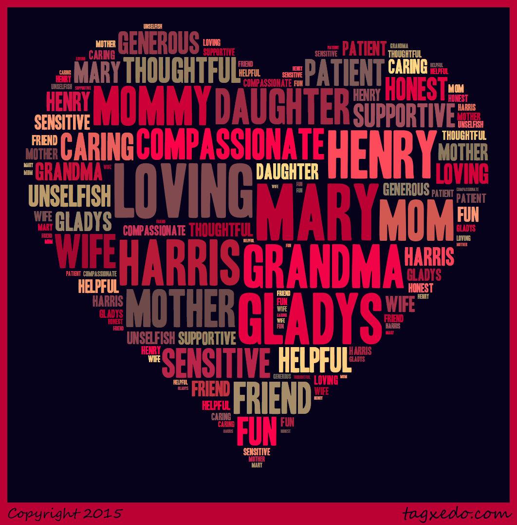 Happy 70th Birthday Mary