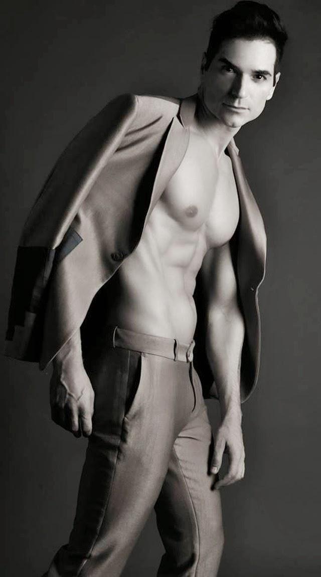 """Cada peça será responsável por lidar com os sentimentos"""", disse o estilista. Foto: Ranner Vidal"""
