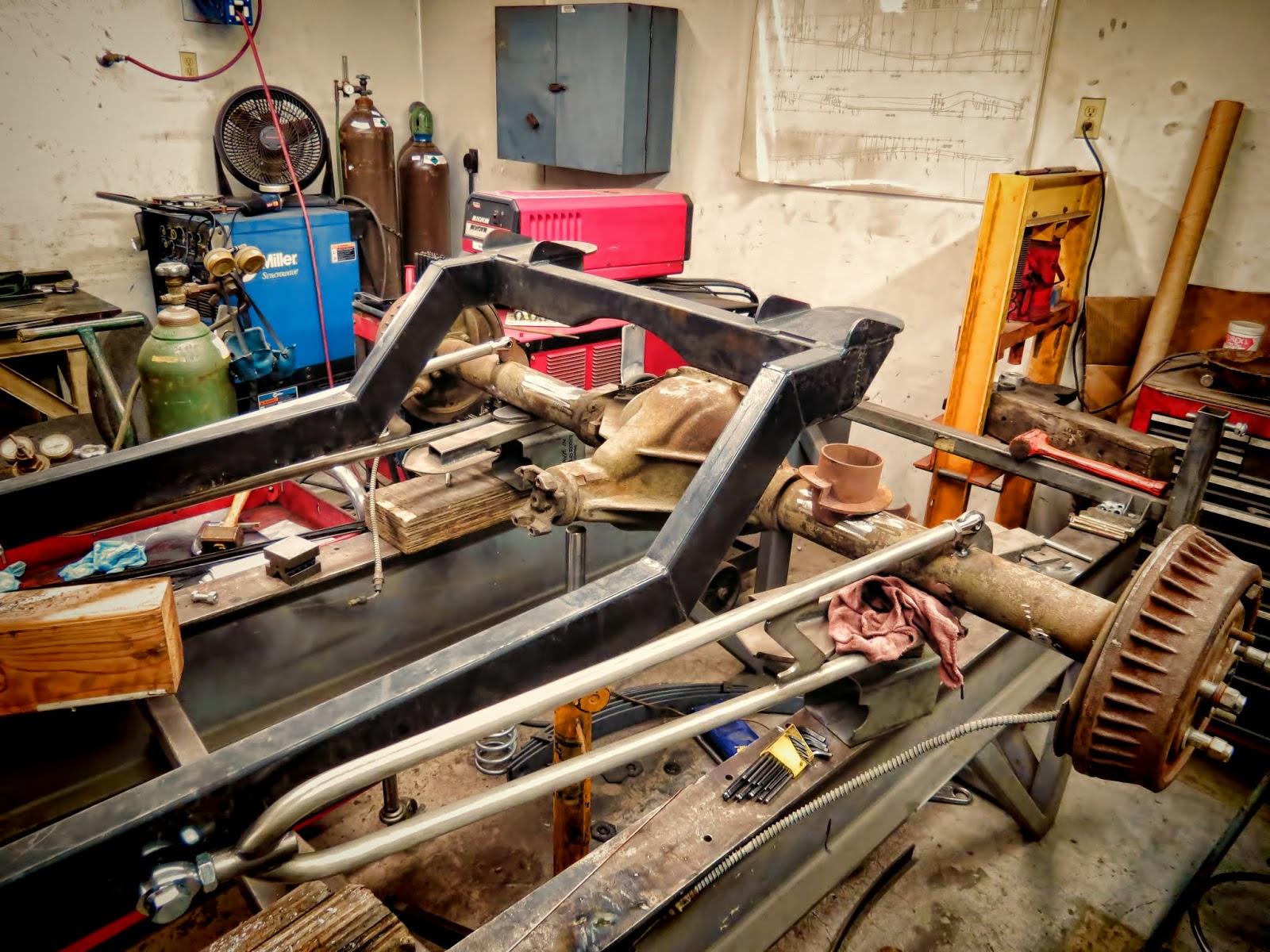 23 Ford TBucket  LimeWorks Speedshop