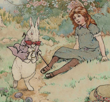 is alice in wonderland and absurd Alice's misadventures in wonderland comedy | 25 september 2004 (usa) a contemporary remake of lewis carroll's classic alice's adventures in wonderland, alice finds herself bored and fed up with the world around her.