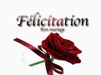 Carte félicitations mariage à imprimer gratuite