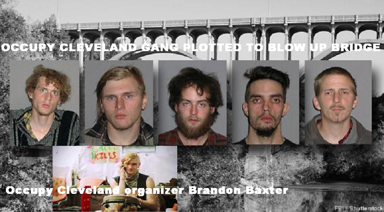 Ows arrested for bomb plot in cleveland