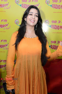 Charmee Latest Pictures at Radio Mirchi Picture Gallery  0016