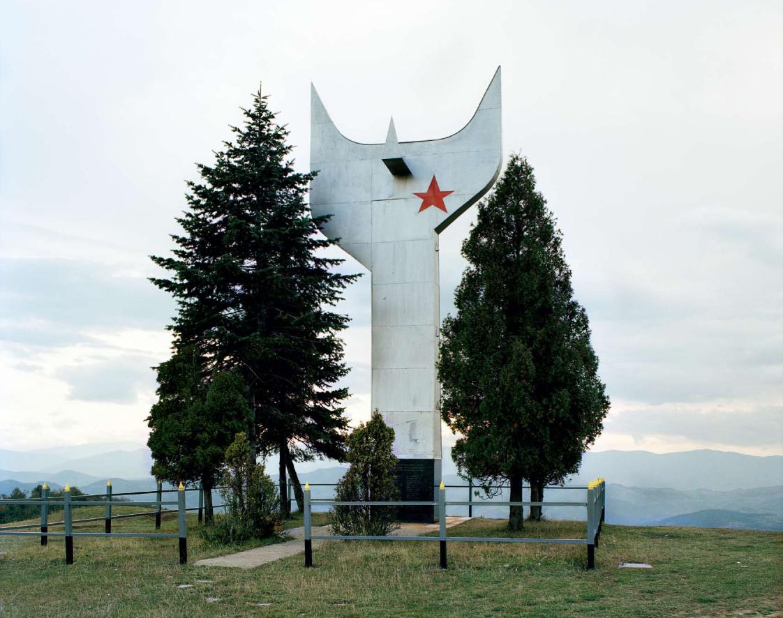 Construcciones socialistas de aspecto futurista Spomenik_26