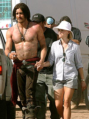 Jack gyllenhaal dating
