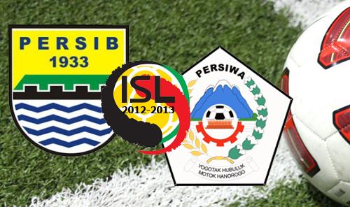 Persib vs Persiwa ISL 2012-2013 - Dunia Info dan Tips
