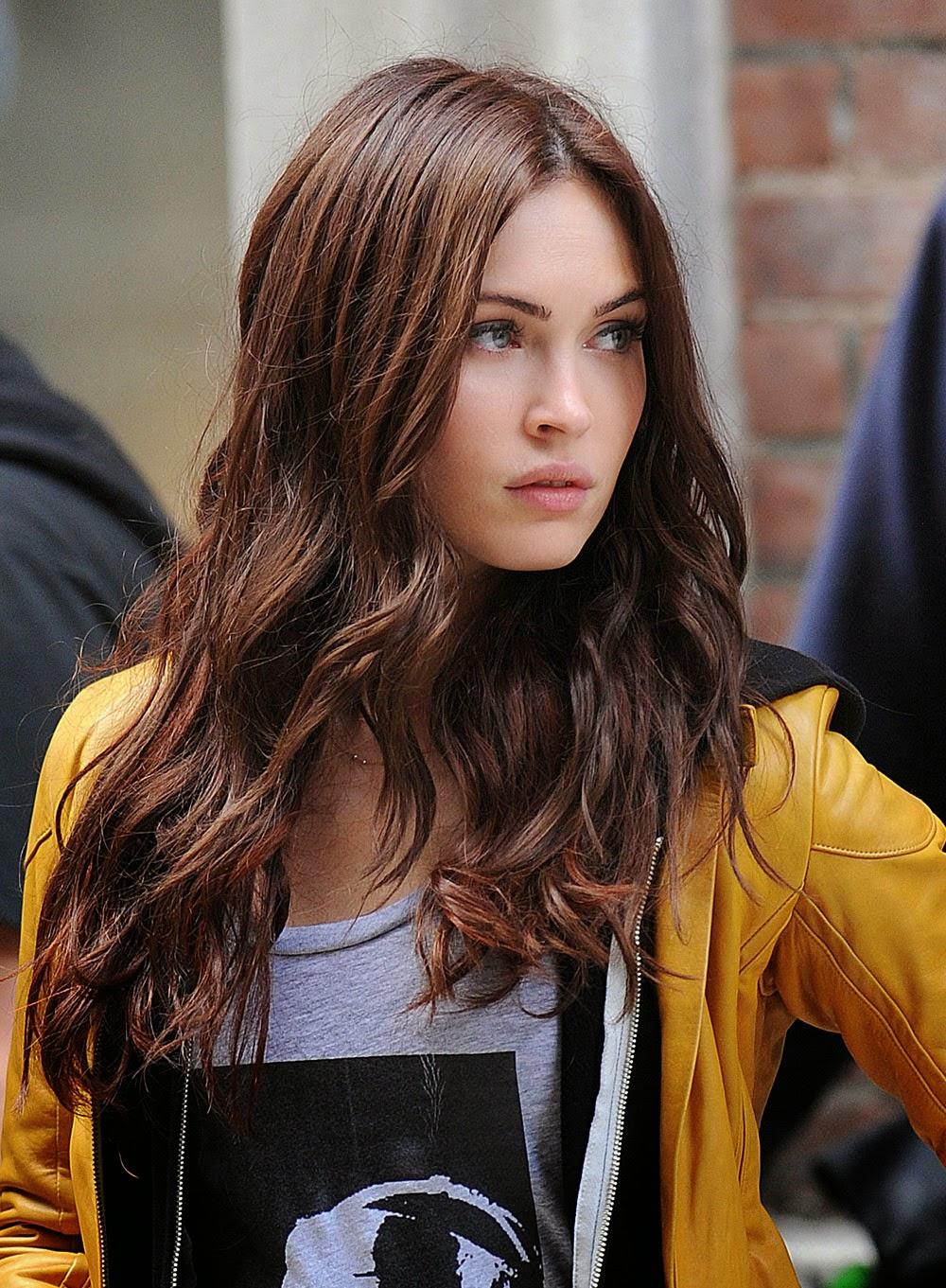 Megan Fox Hairstyle 16 Styling Fshs