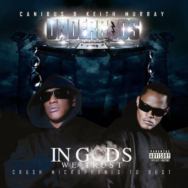The Undergods - In Gods We Trust Cover