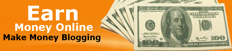 Make Money Online For Blogging