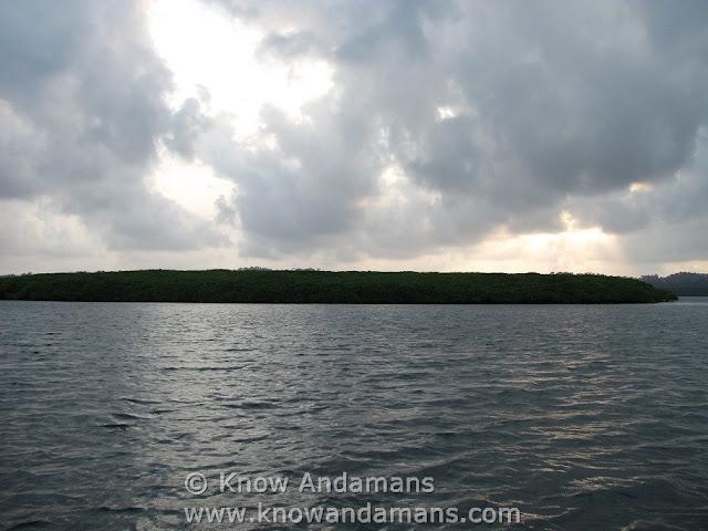 Parrot Island, Baratang