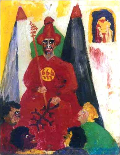 Aleister CrowleyAleister Crowley Paintings