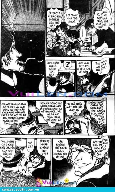 Detective Conan - Thám Tử Lừng Danh Conan chap 552 page 13 - IZTruyenTranh.com