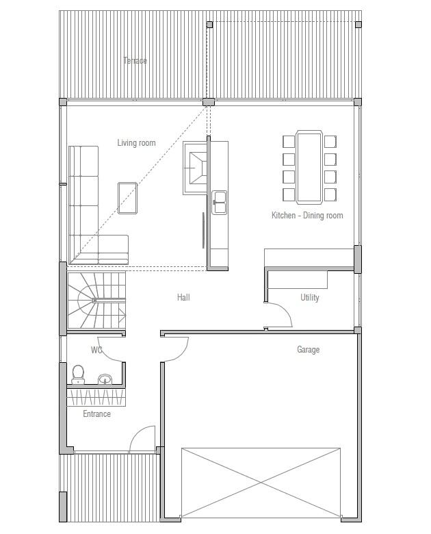 Australian house plans contemporary home ch149 for Modern australian house plans