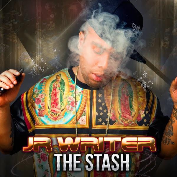 JR Writer - The Stash  Cover