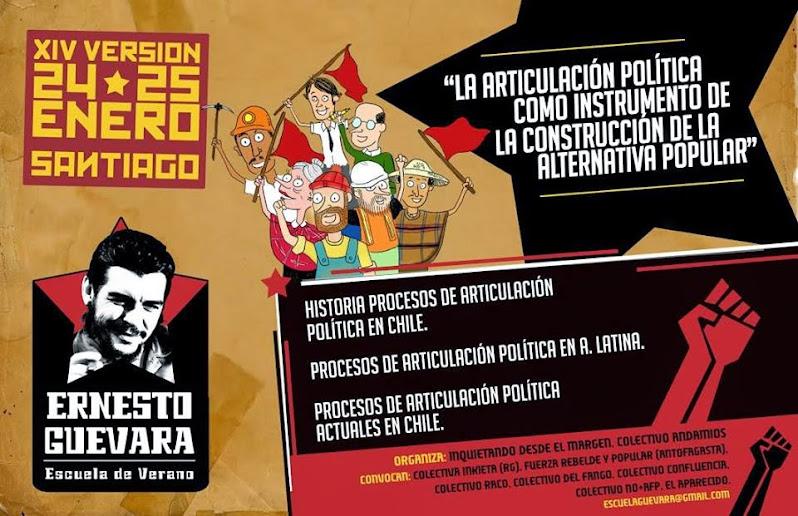 SANTIAGO: LA ARTICULACION POLITICA COMO INSTRUMENTO DE LA CONSTRUCCIÓN DE LA ALTERNATIVA POPULAR