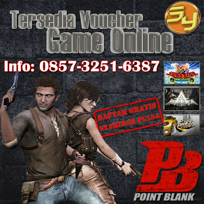 Voucher Game Online Murah