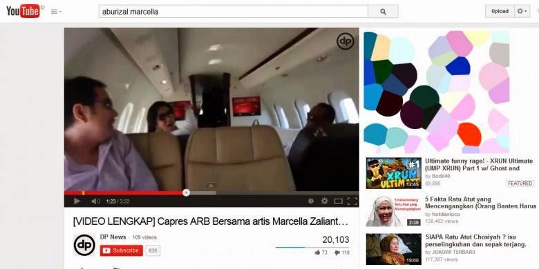 Beredar Video Ketum Golkar Abu Rizal Bakrie Dan Duo Zalianty Berlibur Ke Maladewa