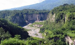 Lembah Ngarai Sianok Bukittinggi