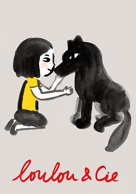 Illustration, illustrateurs (contemporains) Affiche+loulou2013