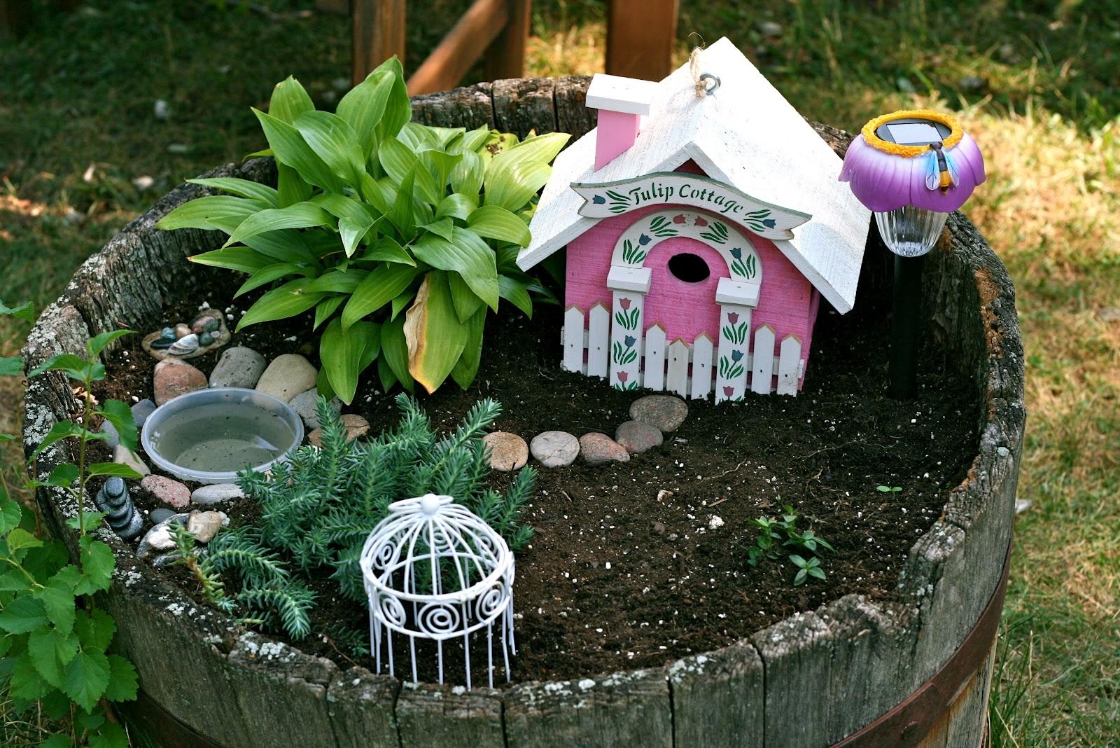 the little backyard farm july 2012