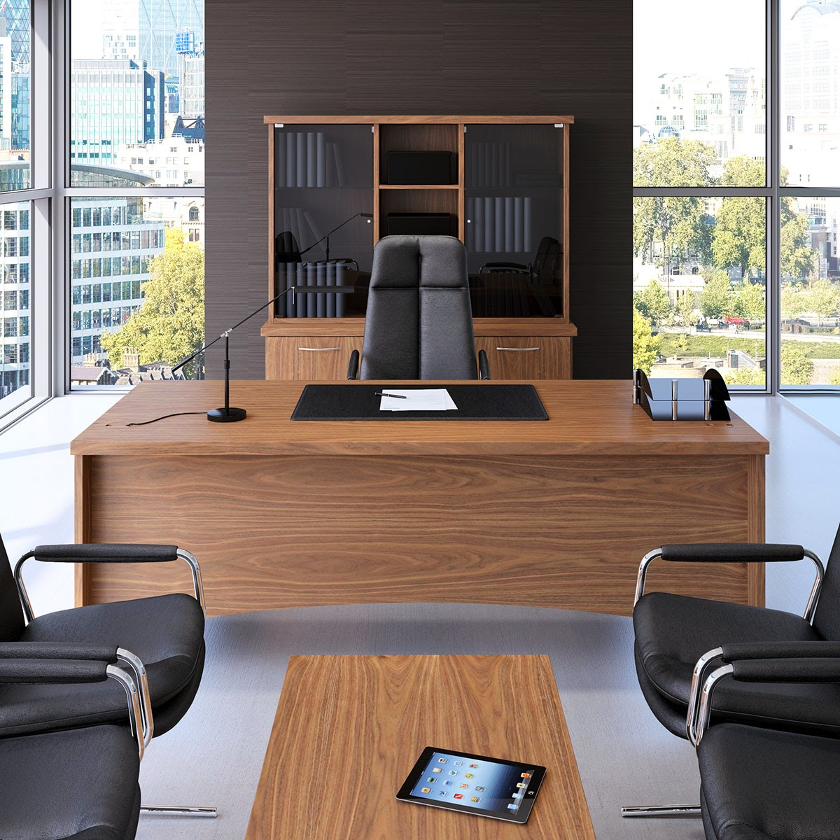 Fulcrum Executive Desks