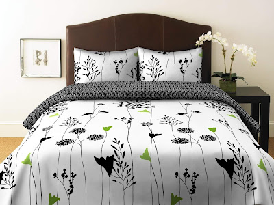 Cool Black and White Bedrooms Ideas