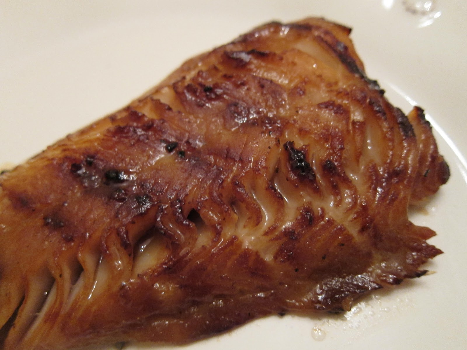 Weekday Gourmet: Restaurant (Re)creation: Nobu's Black Cod with Miso