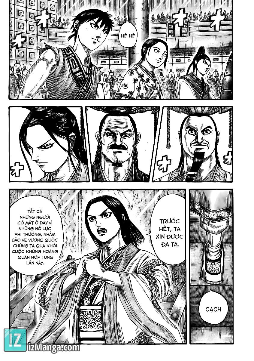 Kingdom – Vương Giả Thiên Hạ (Tổng Hợp) chap 355 page 6 - IZTruyenTranh.com