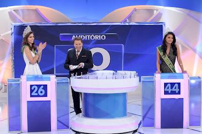 Gabriela, Silvio e Jakelyne (Crédito: Lourival Ribeiro/SBT)