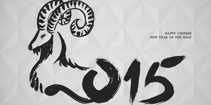 Happy New Year 2015 Image The Year of Goat