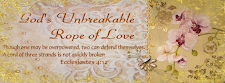 God's Unbreakable Rope Of Love