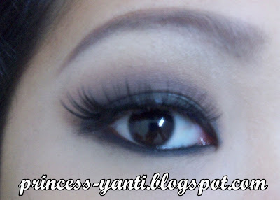 Mata+Sepet Princess Yanti: Simple Smokey Eyes (untuk si mata sepet!!)