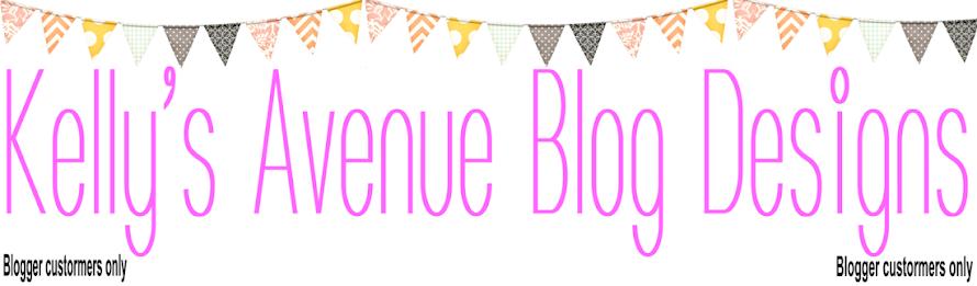 Kelly's Avenue Blog Designs
