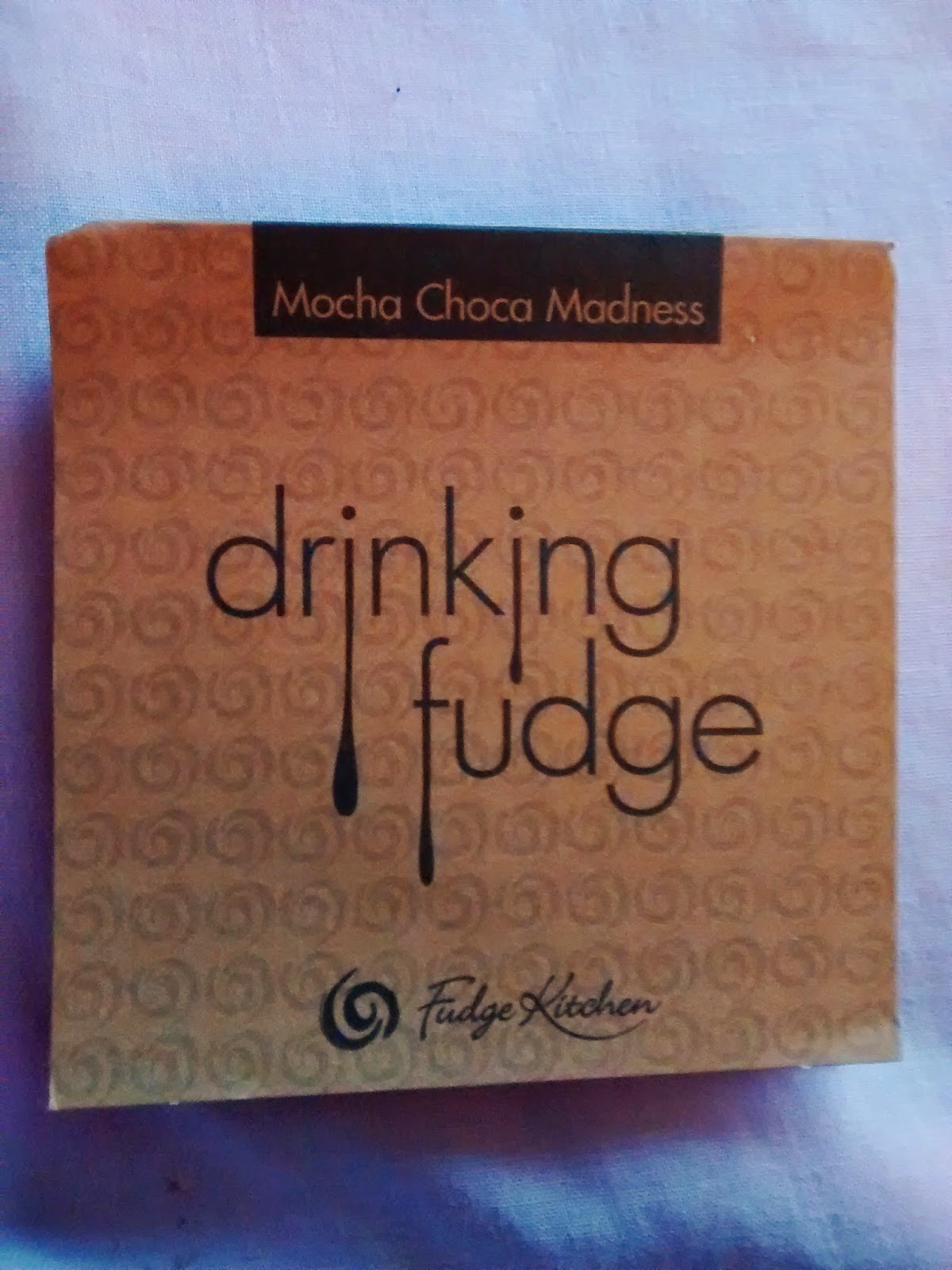 Fudge Kitchen Drinking Fudge Selection
