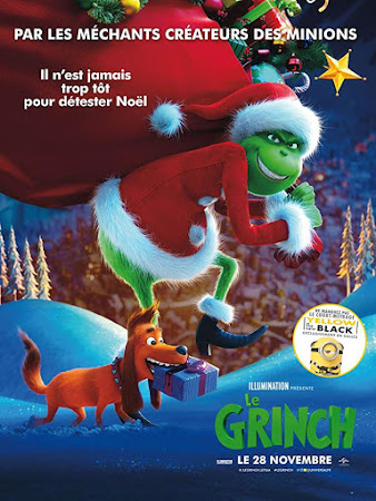 Poster Of Hollywood Film Watch Online The Grinch 2018 Full Movie Download Free Watch Online 300MB
