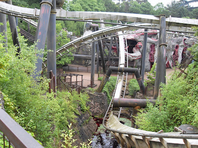 Nemesis rollercoaster