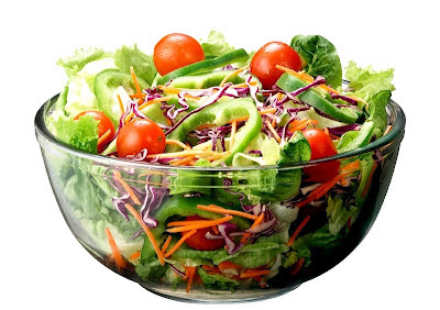 Tossed Green Salad (Ballotté Salade verte) | Best Of Filipino Food ...