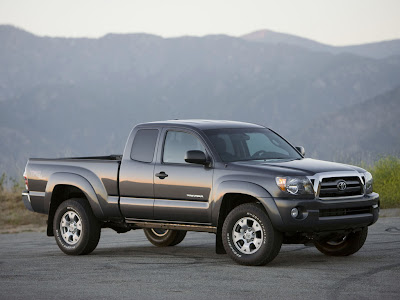 Toyota Tacoma Standard Resolution Wallpaper 7