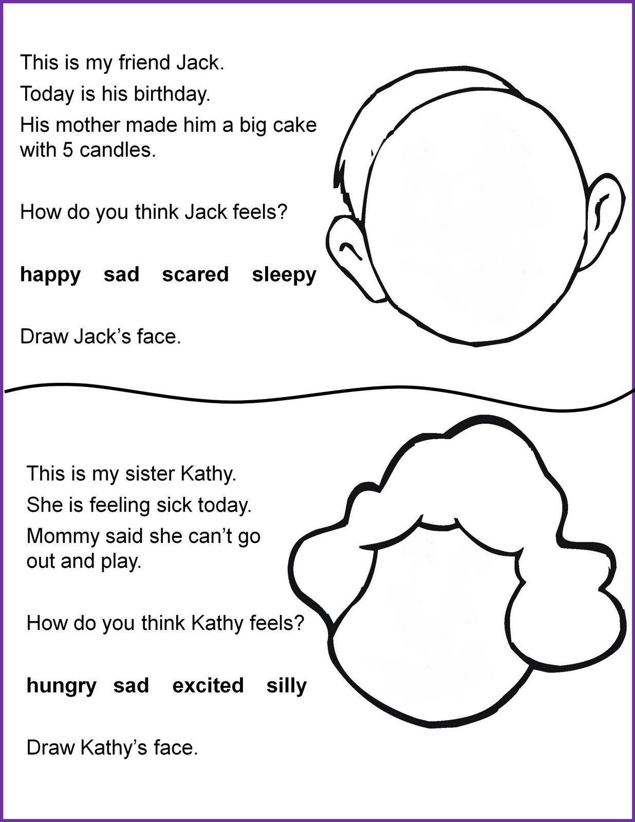 Following Directions Worksheets Kindergarten following – Following Directions Worksheet