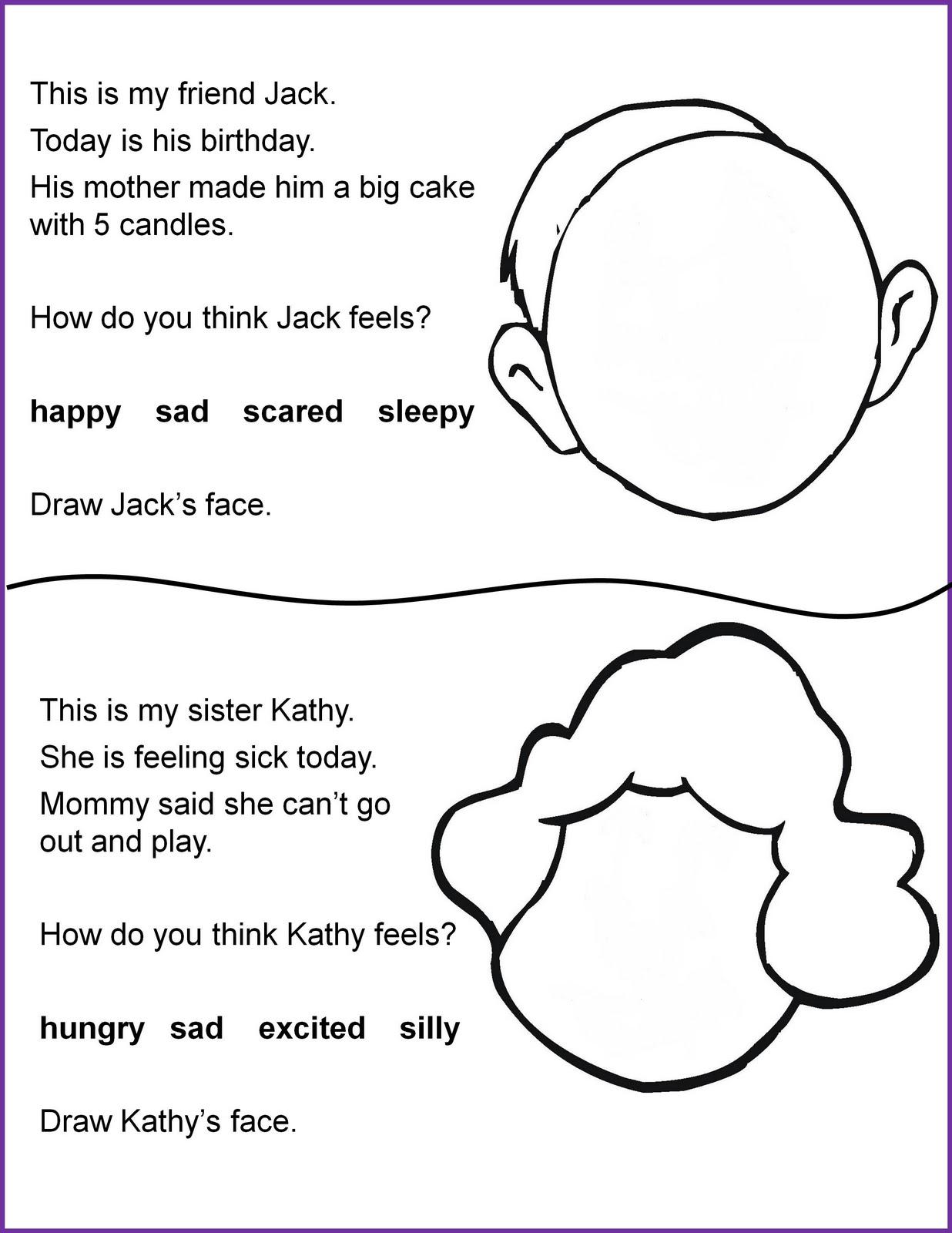 Following Directions Worksheets Kindergarten following – Following Directions Worksheet