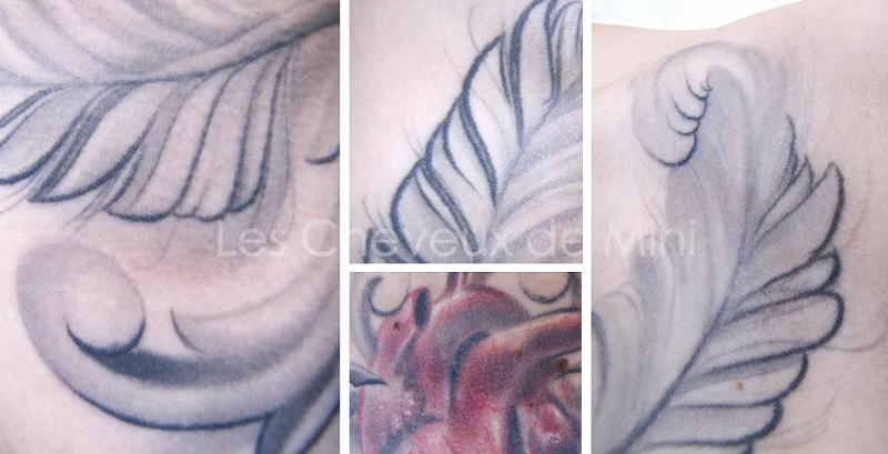 composition encre tatouage - Tatouages de couleur «La composition des encres est