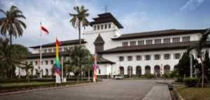 Gedung Sate Icon Kota Bandung