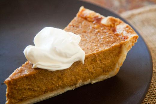 The McGrath's Kitchen: Homemade Pumpkin Pie and Pate Brisse Pie Crust